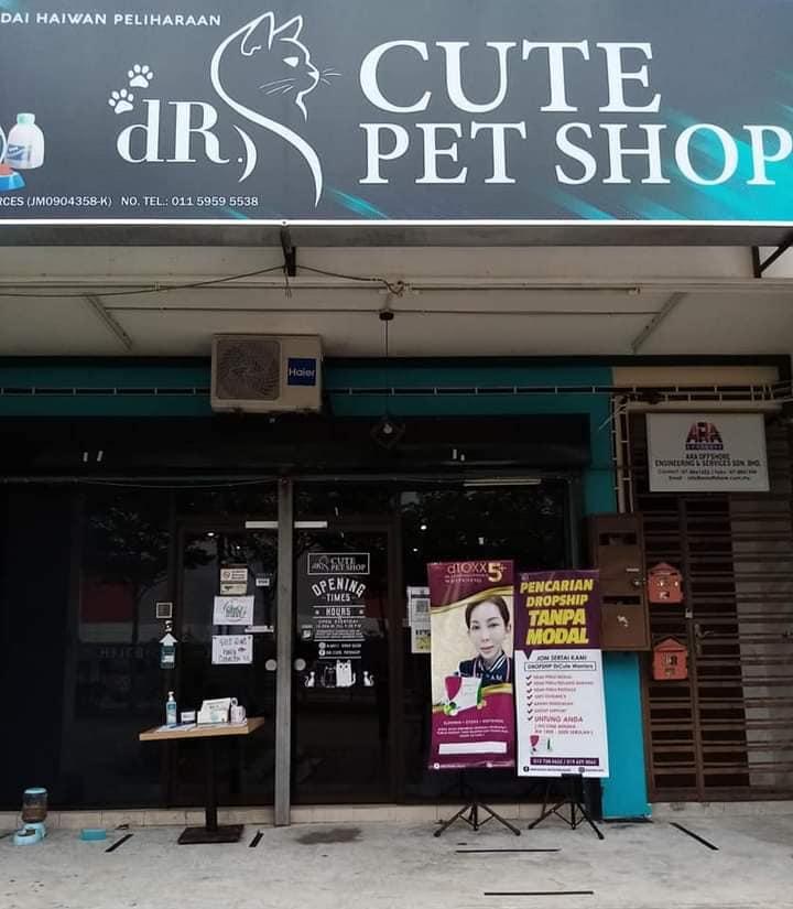 DR.Cute CAT Shop