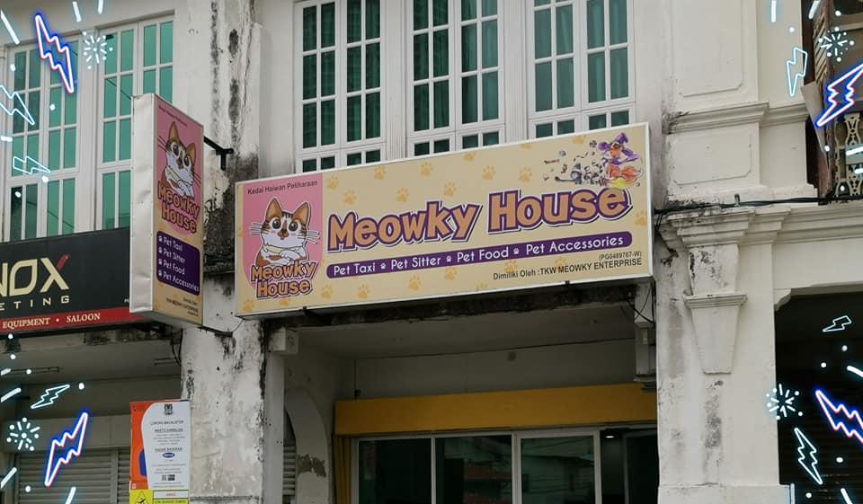 Meowky House Georgetown