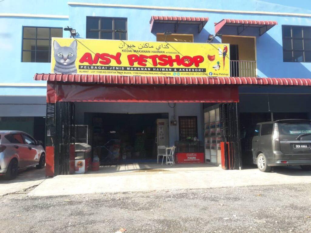 Aisy Petshop Rantau Panjang