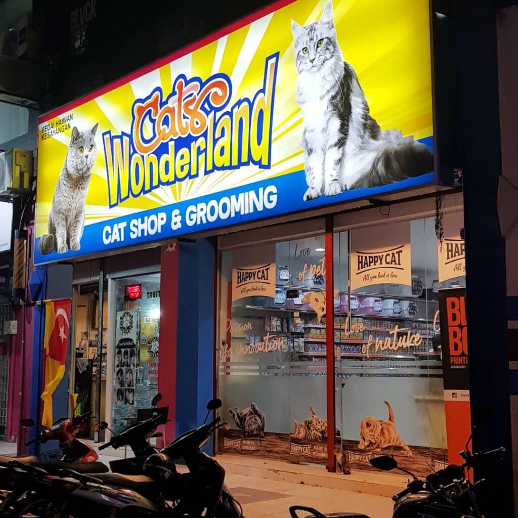 CATS WONDERLAND SEKSYEN 7