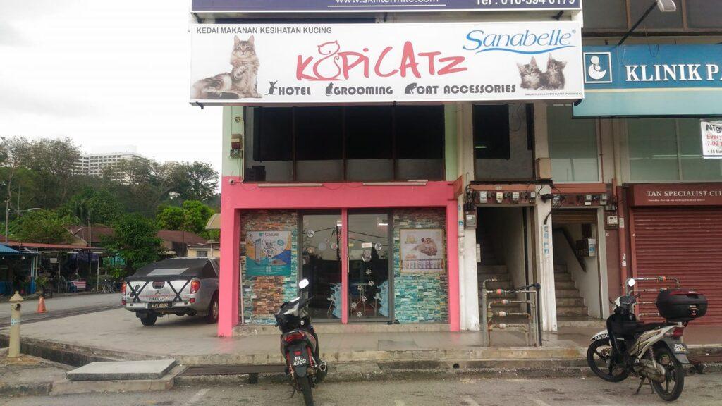 KopiCatz Penang